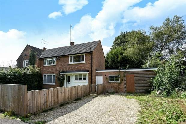 3 Bedrooms Semi Detached House for sale in Patten Ash Drive, WOKINGHAM, Berkshire