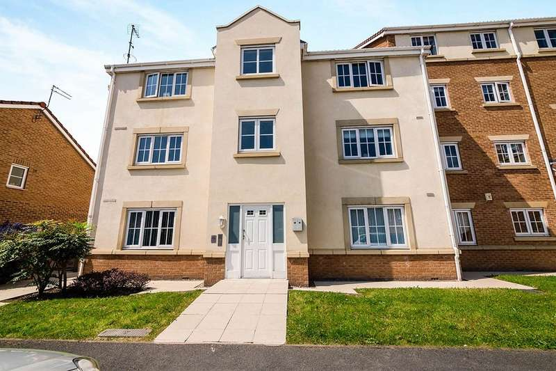1 Bedroom Flat for sale in Carrfield, Hyde, SK14