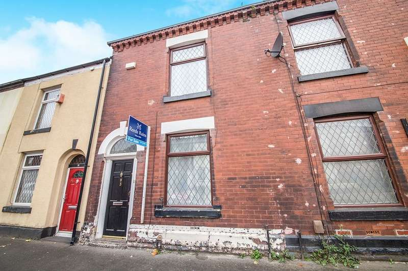 2 Bedrooms Terraced House for sale in Old Road, Hyde, SK14