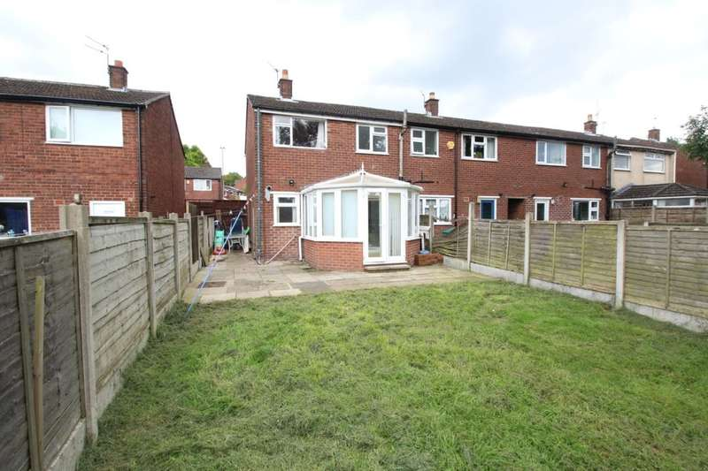 3 Bedrooms Terraced House for sale in Sandringham Drive, Dukinfield, SK16
