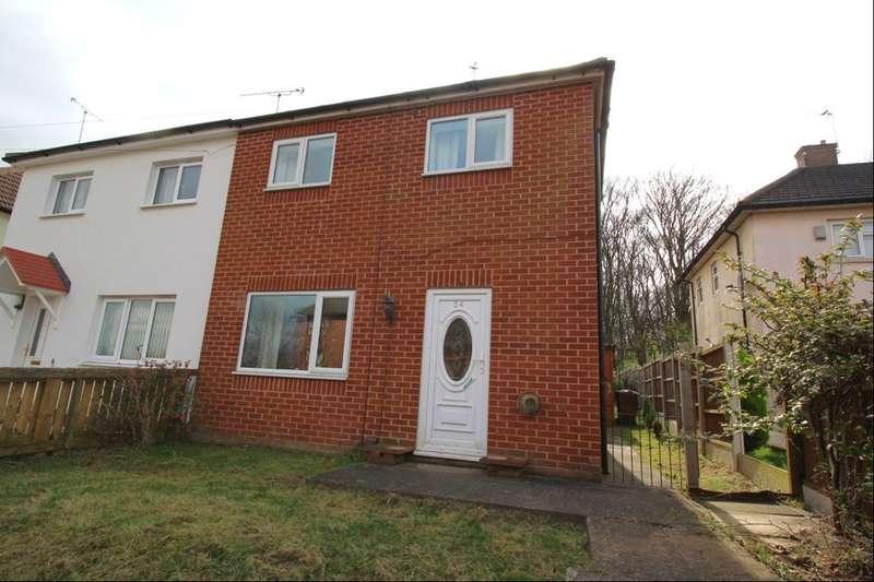2 Bedrooms Semi Detached House for sale in Eastwood Drive, Leeds, LS14