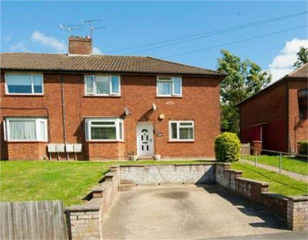 2 Bedrooms Flat for sale in Brook Road, Borehamwood, Hertfordshire