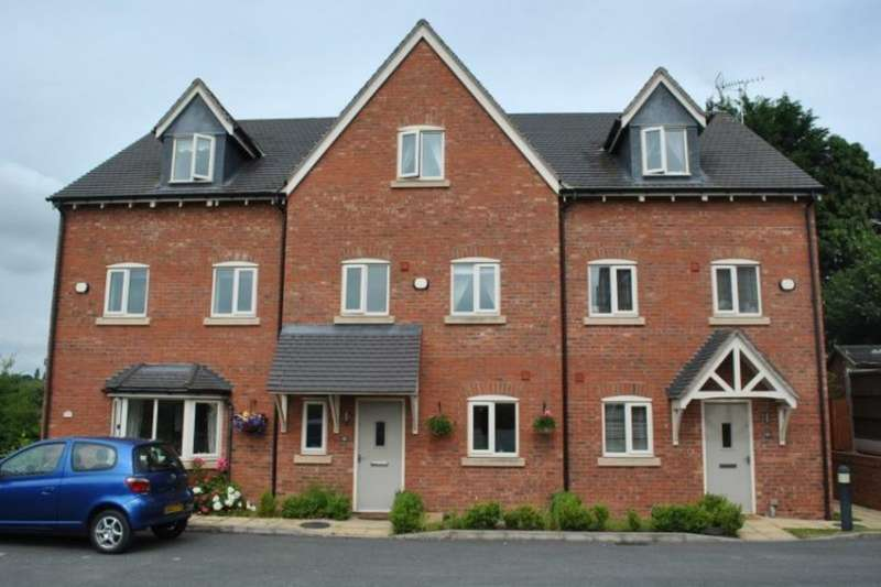 3 Bedrooms Property for sale in Marley Grove, Whitchurch, SY13