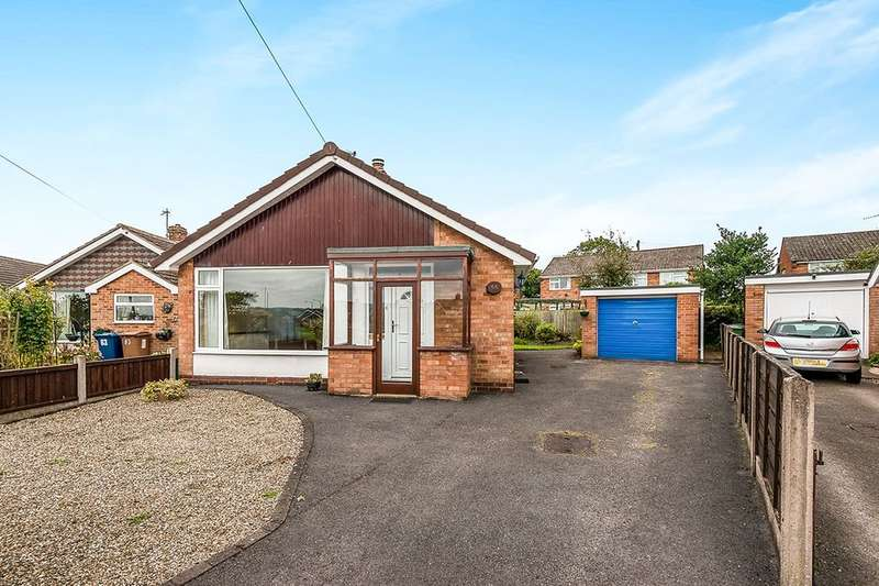 2 Bedrooms Detached Bungalow for sale in Meadow Way, Stone, ST15