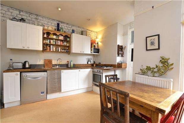 2 Bedrooms Terraced House for sale in Horley Road, St. Werburghs, Bristol, BS2 9TL