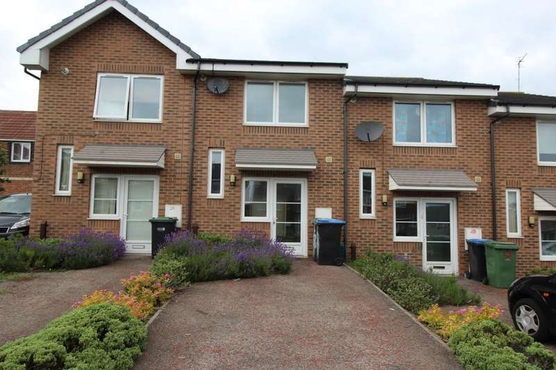 2 Bedrooms Terraced House for sale in Eloise Close, Seaham, SR7