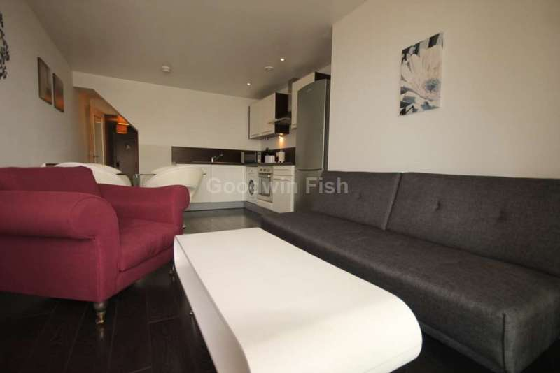 1 Bedroom Apartment Flat for sale in Lighthouse, 3 Joiner Street, Northern Quarter