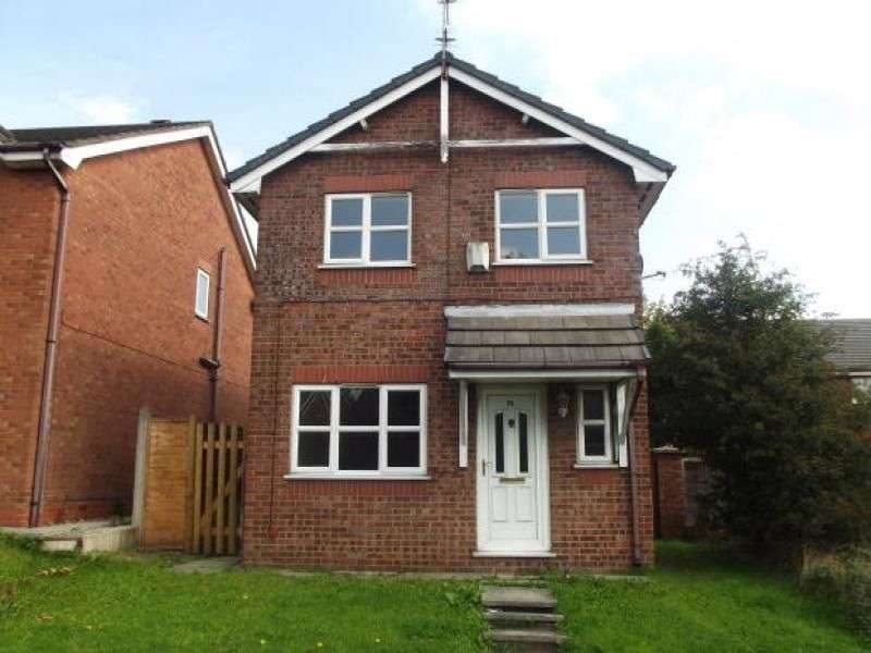 3 Bedrooms Detached House for rent in Woodhouse Drive, Wigan, WN6