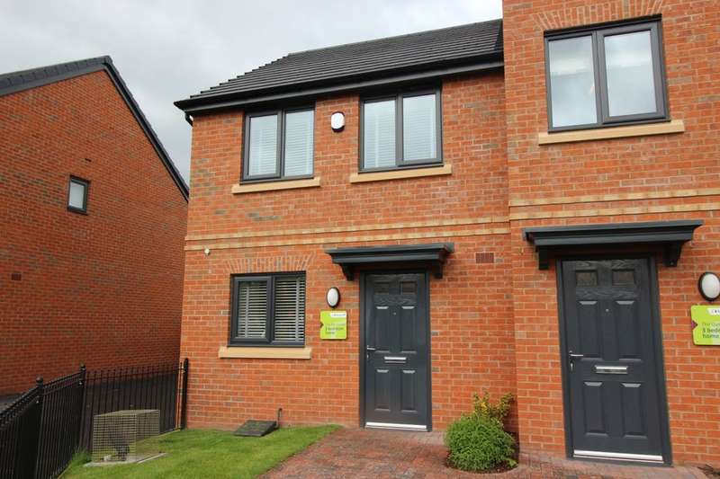 2 Bedrooms Semi Detached House for sale in The Normanby Finch Lea Drive, Liverpool, L14