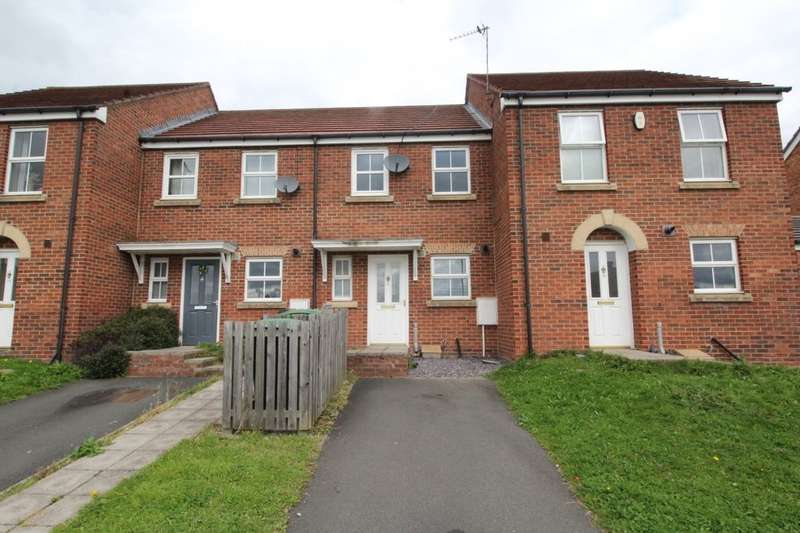 2 Bedrooms Terraced House for sale in Orwell Gardens, Stanley, DH9