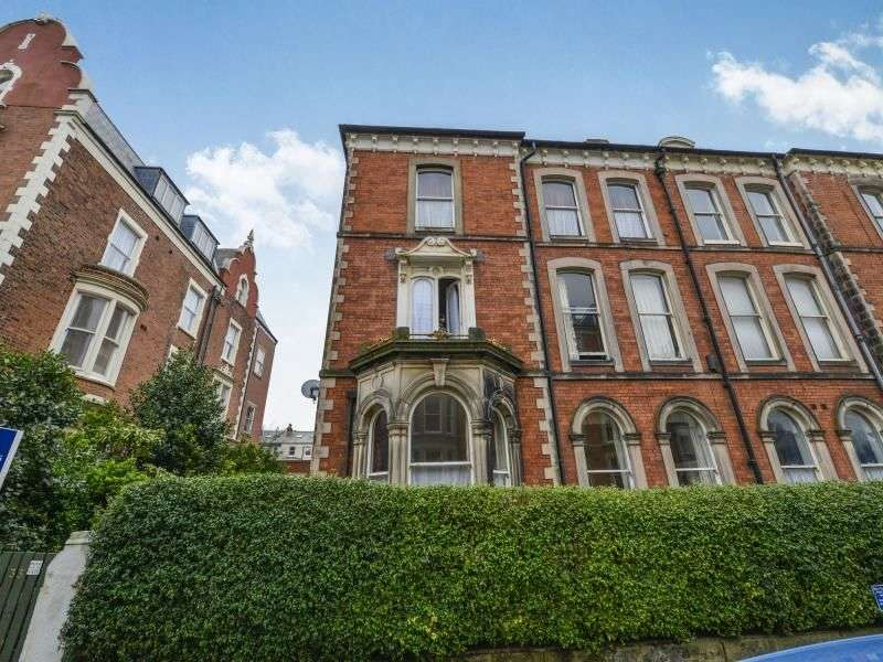 1 Bedroom Flat for sale in Prince Of Wales Terrace, Scarborough, YO11
