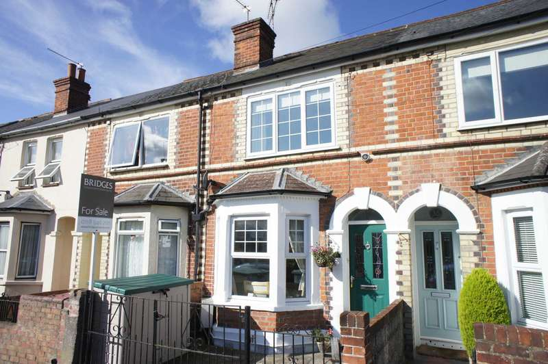 2 Bedrooms Terraced House for sale in St Johns Road, Caversham