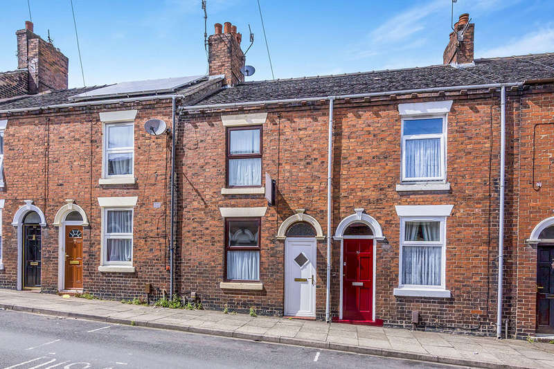 2 Bedrooms Terraced House for sale in Parsonage Street, Stoke-On-Trent, ST6