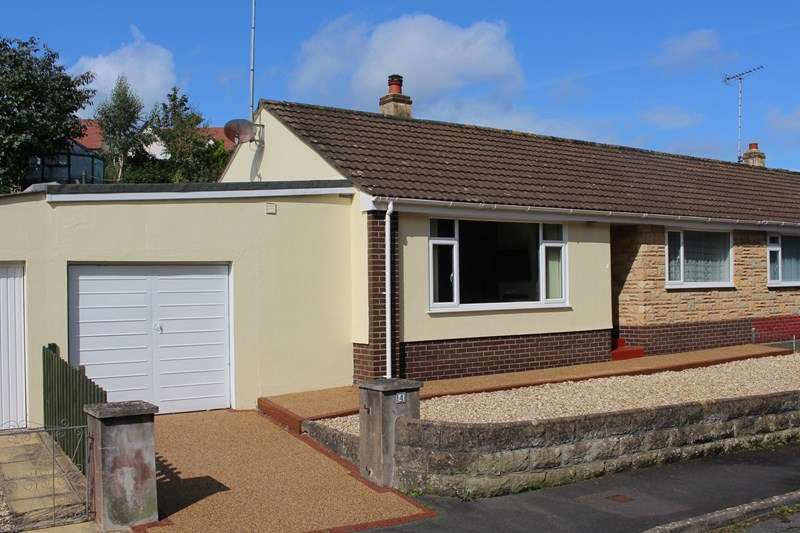 3 Bedrooms Semi Detached Bungalow for sale in Acacia Close, Bideford
