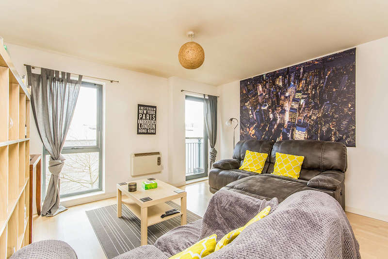 1 Bedroom Flat for sale in Ordsall Lane, SALFORD, M5