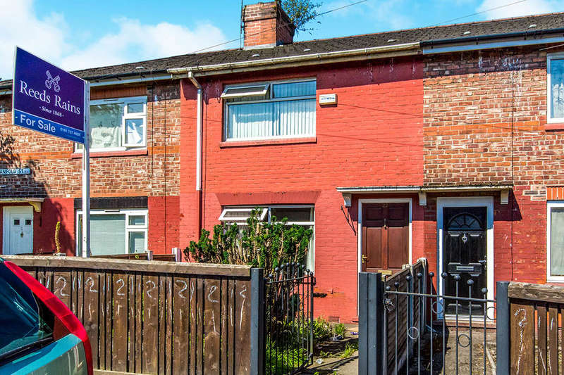 2 Bedrooms Terraced House for sale in Manifold Street, Salford, M6