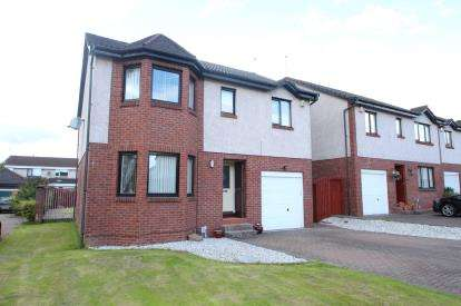 4 Bedrooms Detached House for sale in Braids Gait, Paisley