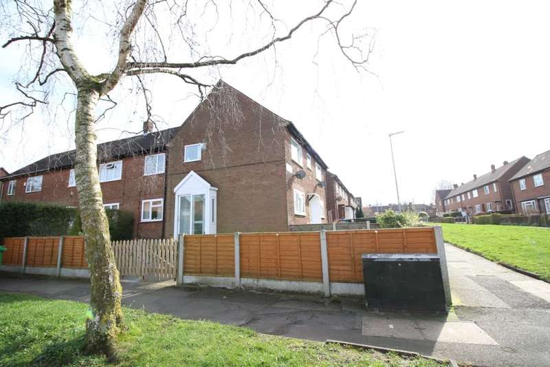 2 Bedrooms Flat for sale in Wincanton Avenue, Manchester, M23