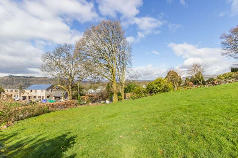 3 Bedrooms Land Commercial for sale in Building Plot at Old Garden House, Thornbarrow Road, Windermere