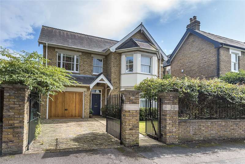 6 Bedrooms Detached House for sale in Seymour Road, Hampton Wick, KT1