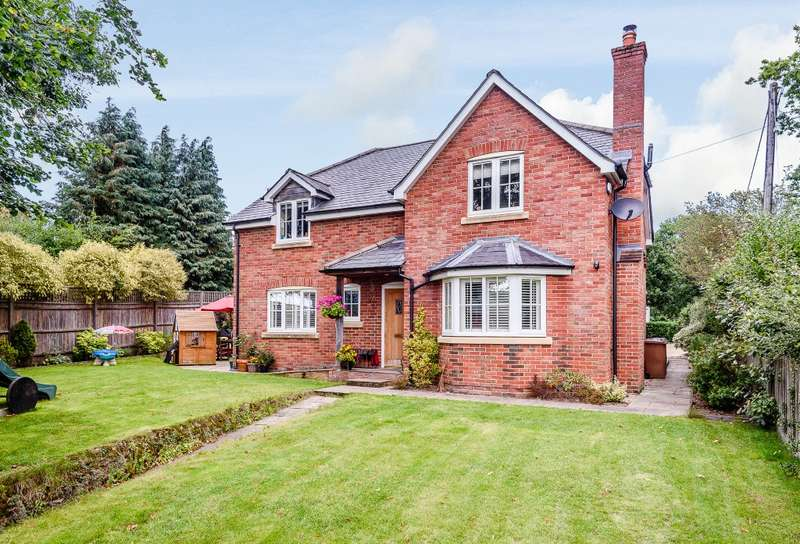 4 Bedrooms Detached House for sale in Lower Bourne