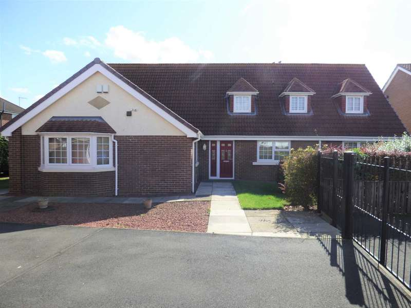5 Bedrooms Detached Bungalow for sale in ***REDUCED BY 10,000*** Shaldon Close, Redcar