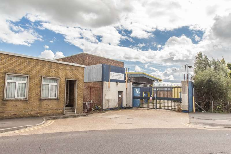 Land Commercial for sale in Foksville Road, Canvey Island, SS8