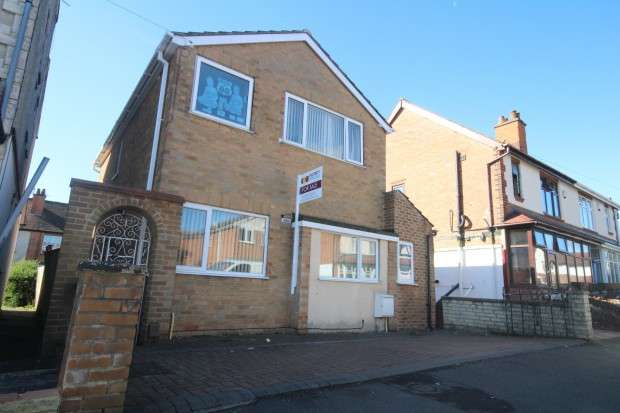 3 Bedrooms Detached House for sale in Shamrock Street, Derby, DE23