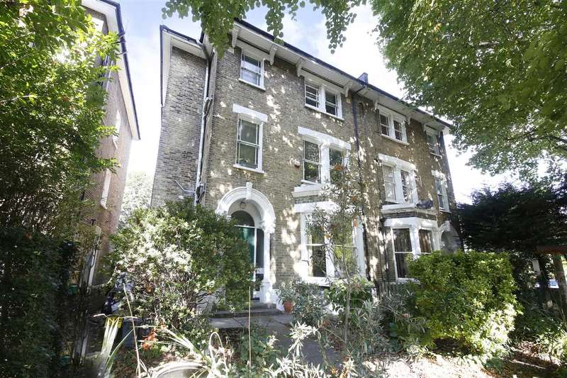 2 Bedrooms Apartment Flat for sale in Breakspears Road, Brockley