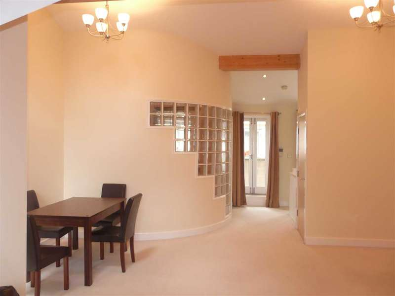 3 Bedrooms Apartment Flat for rent in THE GALLERY, HOPE DRIVE, THE PARK, NOTTINGHAM
