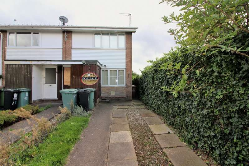 1 Bedroom Flat for sale in Roebuck Glade, Willenhall