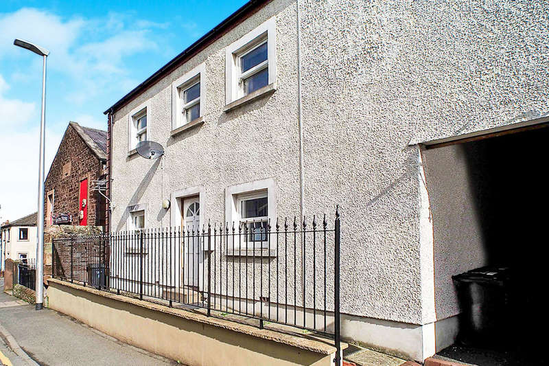 2 Bedrooms Flat for sale in Station Road, Wigton, CA7