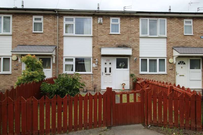 2 Bedrooms Terraced House for sale in Eversley, Widnes, WA8