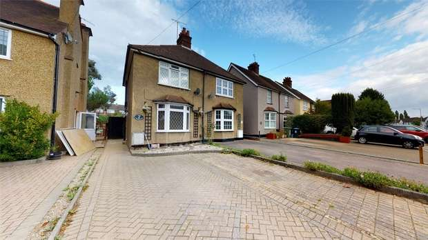 3 Bedrooms Semi Detached House for sale in Belswains Lane, Nash Mills, HEMEL HEMPSTEAD, Hertfordshire