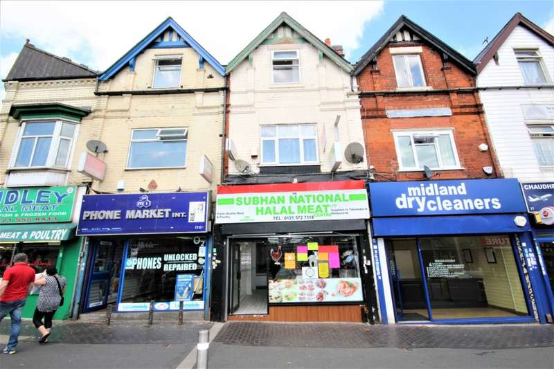 3 Bedrooms Commercial Property for sale in Cape Hill, Smethwick, B66