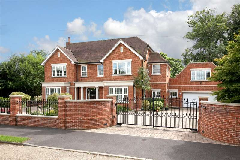 5 Bedrooms Detached House for sale in Silwood Close, Ascot, Berkshire, SL5