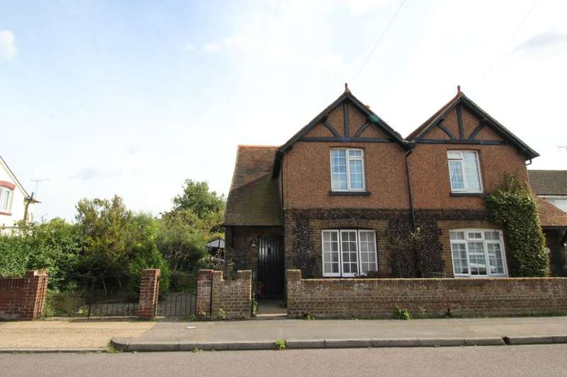 3 Bedrooms Semi Detached House for sale in Mill Road, Deal, CT14