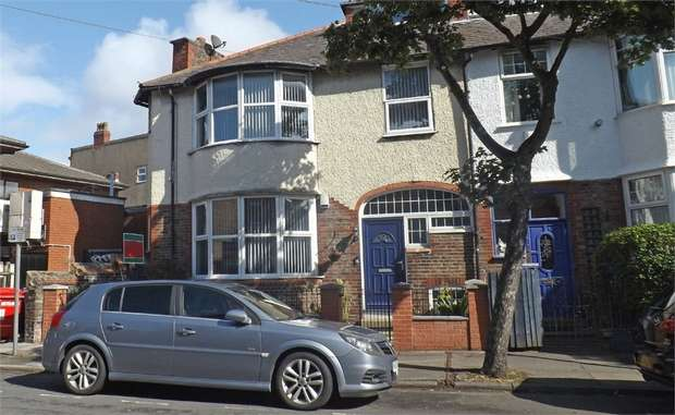 4 Bedrooms End Of Terrace House for sale in Hougoumont Avenue, Liverpool, Merseyside