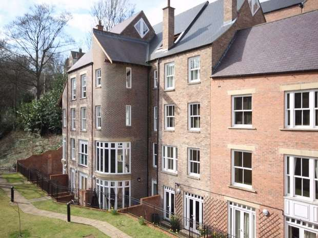 2 Bedrooms Flat for sale in Sylvan House, St Helens Well, DURHAM CITY