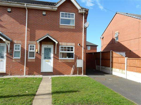 3 Bedrooms Semi Detached House for sale in Beaufort Street, Peasly Cross, St Helens
