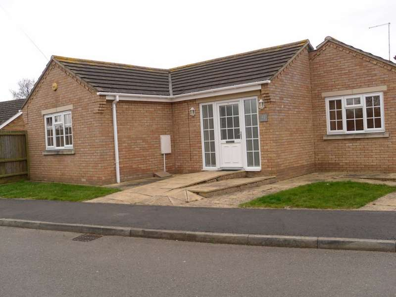 2 Bedrooms Bungalow for sale in The Fold, Coates, PE7