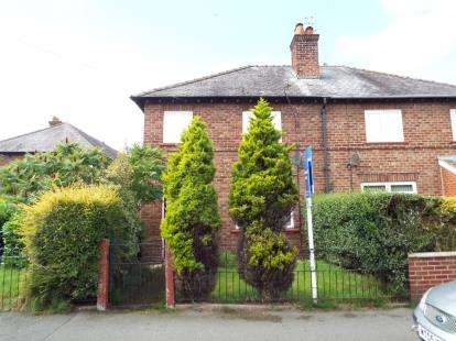 2 Bedrooms Semi Detached House for sale in Allington Place, Handbridge, Chester, Cheshire, CH4