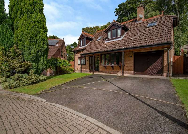 4 Bedrooms Detached House for sale in Park House Gates, Mapperley Park NG3 5LX