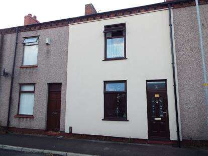 2 Bedrooms Terraced House for sale in Oxford Street, Leigh, Greater Manchester