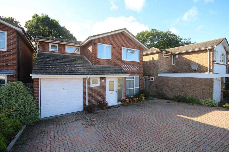 5 Bedrooms Detached House for sale in Avebury, Bracknell