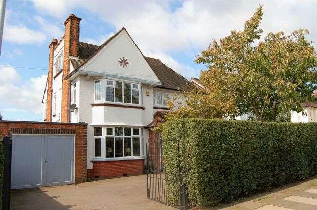 5 Bedrooms Detached House for sale in Park Avenue South, Abington, Northampton NN3 3AA