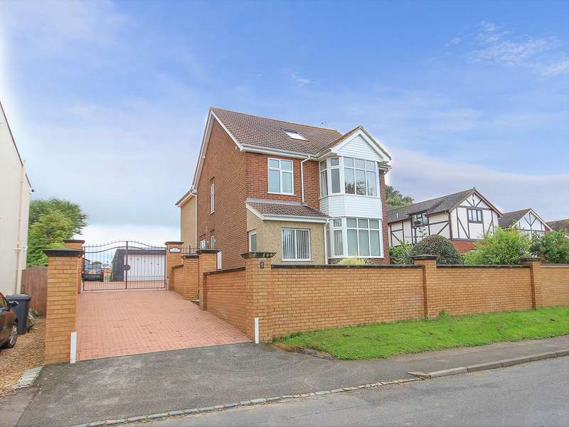 5 Bedrooms Detached House for sale in Silsoe Road, Maulden, Bedford, MK45
