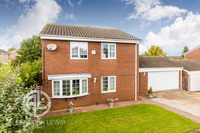 4 Bedrooms Detached House for sale in Blackmore, Letchworth, SG6 2SY