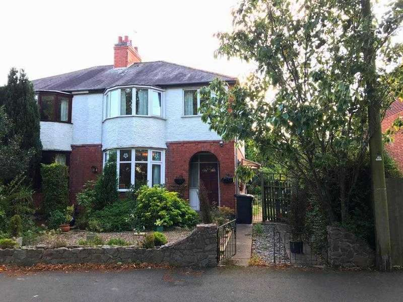 3 Bedrooms Semi Detached House for sale in Welford Road, Leicester