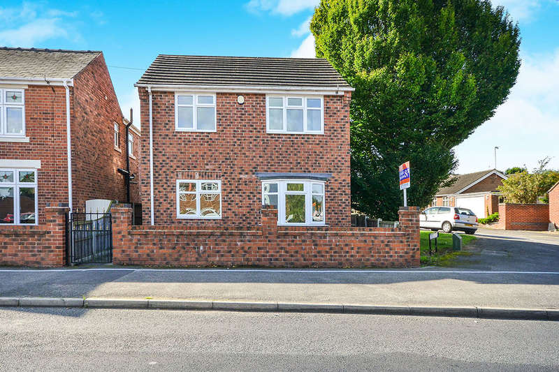 3 Bedrooms Detached House for sale in Greenhills Road, Eastwood, Nottingham, NG16